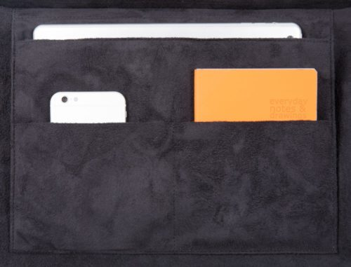 Shopping bag Piquadro con scomparto porta iPad Air/Air2 Antilias