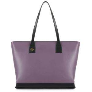 Shopping bag Piquadro Antilias viola