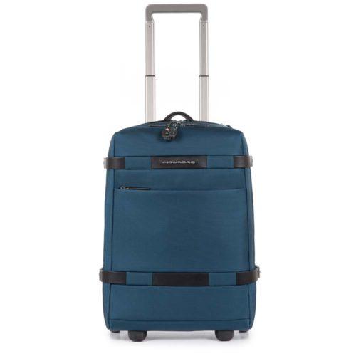 Zaino – Trolley Piquadro blu