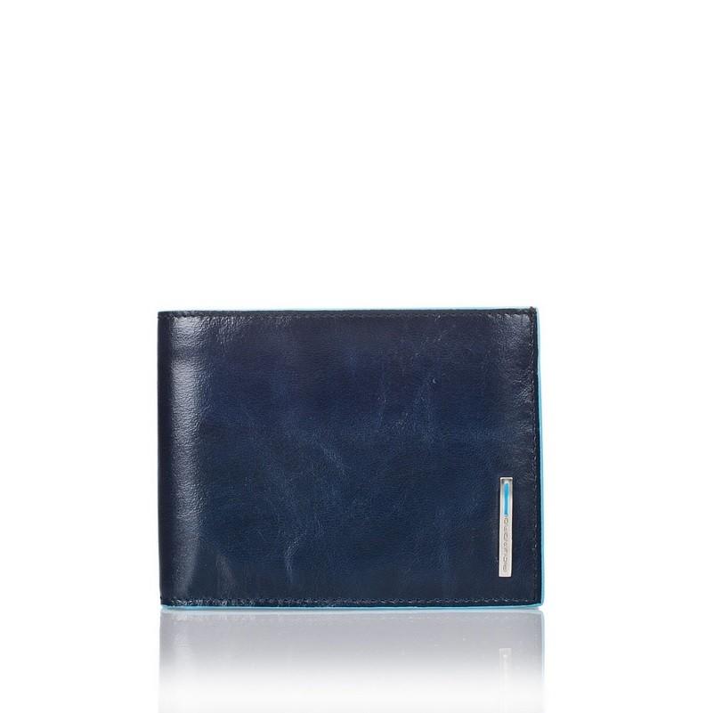 Portafoglio Uomo Piquadro Con 12 Porta Carte Di Credito