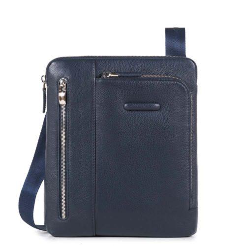 Borsello Piquadro porta iPad linea Modus blu