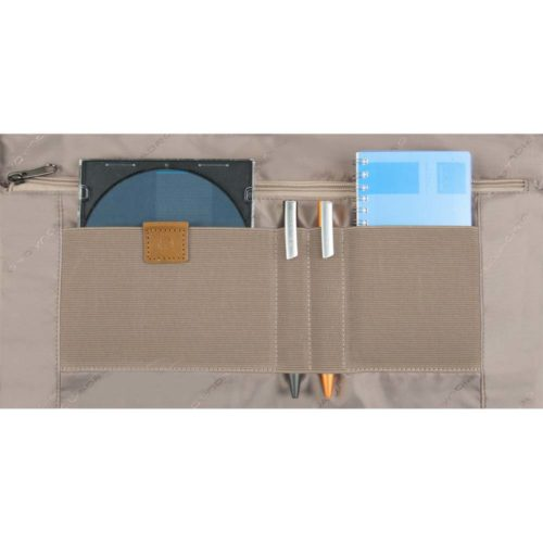 Cartella Piquadro porta computer a due manici e due scomparti YUKON dett 2