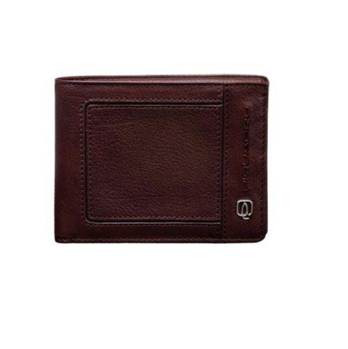 Portafoglio Piquadro uomo porta monete porta carte di credito Vibe tm