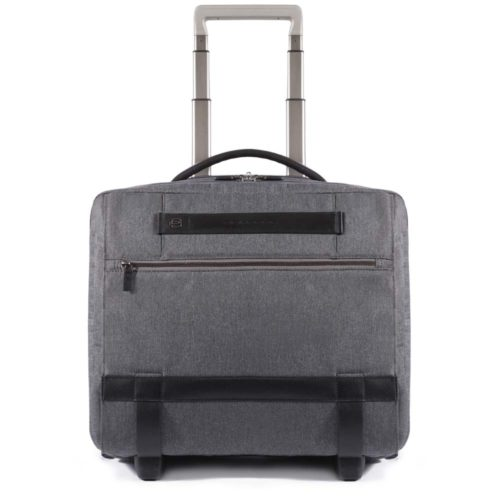 Trolley Piquadro business grigio