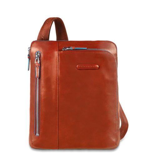 Borsello Piquadro in Pelle porta iPad/iPad Air Blue Square 3