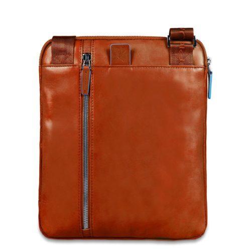Borsello Piquadro in Pelle porta iPad/iPad Air Blue Square 4