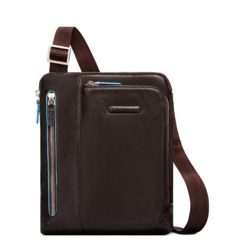 Borsello Piquadro in Pelle porta iPad/iPad Air Blue Square 9