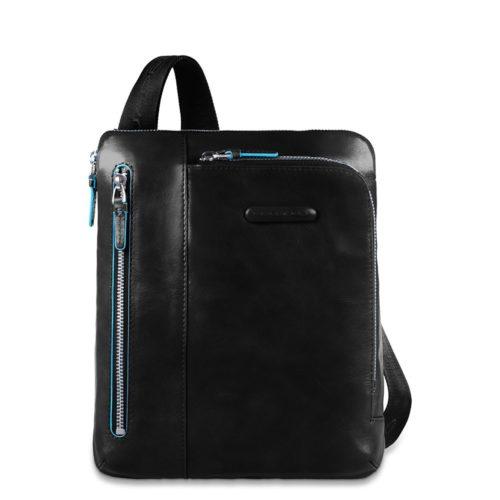 Borsello Piquadro in Pelle porta iPad/iPad Air Blue Square 8