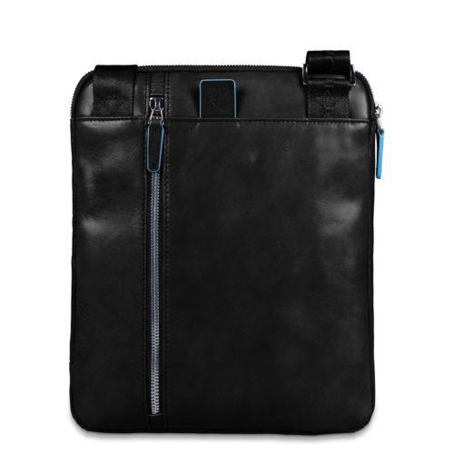 Borsello Piquadro in Pelle porta iPad/iPad Air Blue Square 7