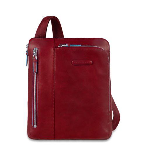 Borsello Piquadro in Pelle porta iPad/iPad Air Blue Square 5