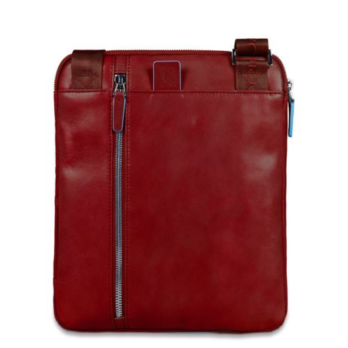 Borsello Piquadro in Pelle porta iPad/iPad Air Blue Square 6