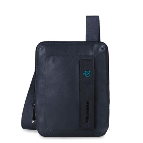 Borsello Piquadro organizzato con scomparto porta iPad mini Pulse 4