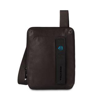 Borsello Piquadro organizzato con scomparto porta iPad mini Pulse