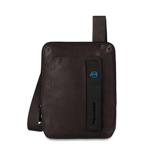 Borsello Piquadro organizzato con scomparto porta iPad mini Pulse 1