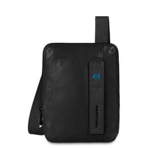 Borsello Piquadro organizzato con scomparto porta iPad mini Pulse 3
