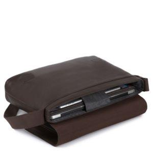 Messenger Piquadro porta computer con patta Pulse 4