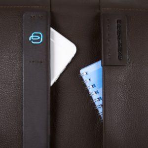 Cartella Piquadro 2 manici porta computer Pulse 2