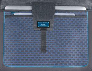 Cartella Piquadro 2 manici porta computer Pulse 4
