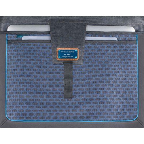Cartella Piquadro a due manici e 2 scomparti porta PC PULSE PLUS 6
