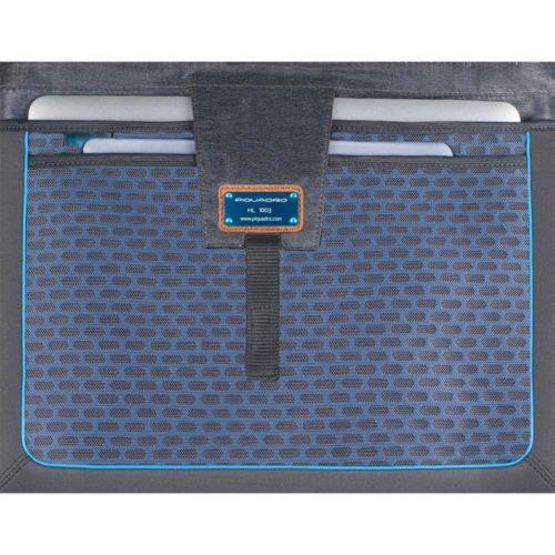 Cartella Piquadro a due manici porta computer trasformabile PULSE PLUS 3