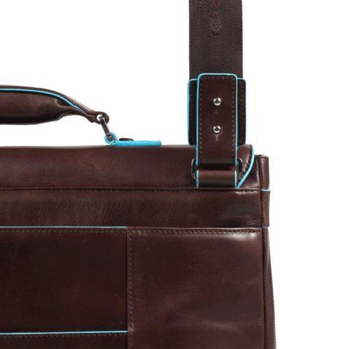 Cartella porta computer Piquadro espandibile Blue Square 3