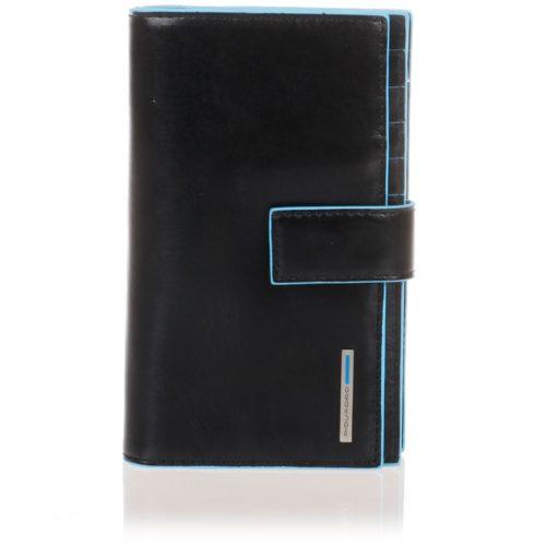 Portafoglio Piquadro donna con porta monete Blue Square 6