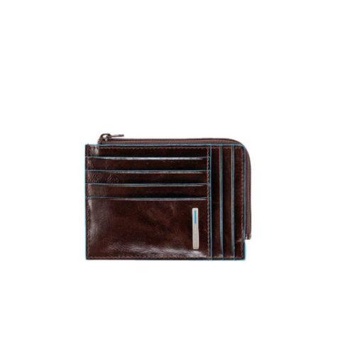 Portafoglio Piquadro ,portamonete, documenti e carte di credito Blue Square 3
