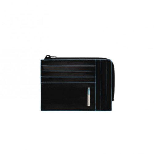 Portafoglio Piquadro ,portamonete, documenti e carte di credito Blue Square 4