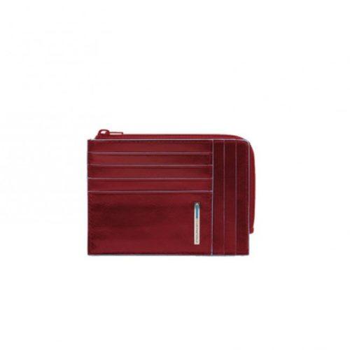 Portafoglio Piquadro ,portamonete, documenti e carte di credito Blue Square 5