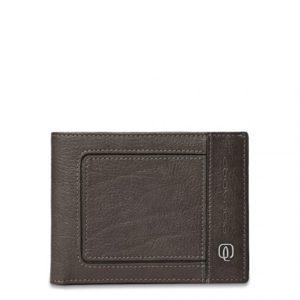 Portafoglio Piquadro uomo porta monete porta carte di credito Vibe 5