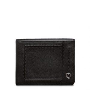 Portafoglio Piquadro uomo porta monete porta carte di credito Vibe 7