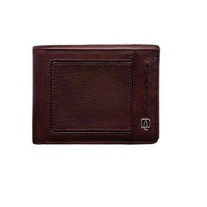 Portafoglio Piquadro uomo porta monete porta carte di credito Vibe
