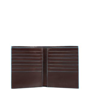 Portafoglio uomo Piquadro verticale Blue Square 1