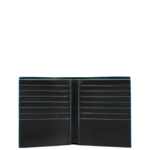 Portafoglio uomo Piquadro verticale Blue Square 3