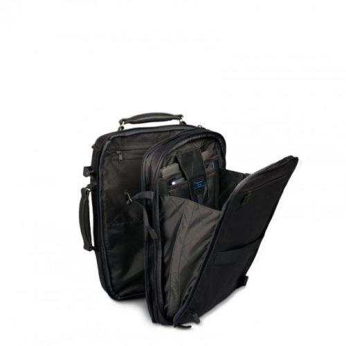 Cartella Piqudro con portabilità a zaino porta PC Signo 2 3