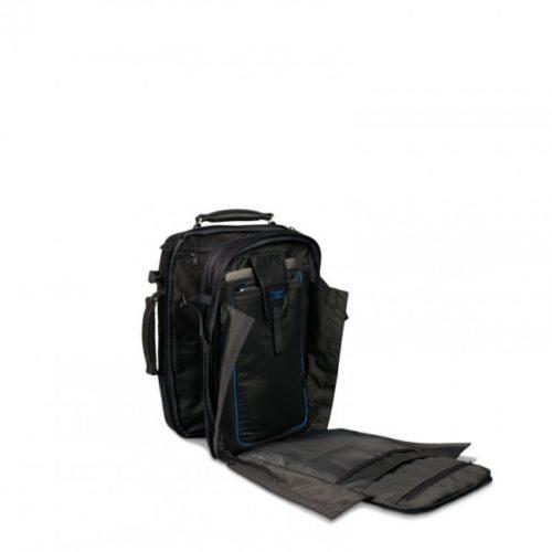 Cartella Piqudro con portabilità a zaino porta PC Signo 2 5