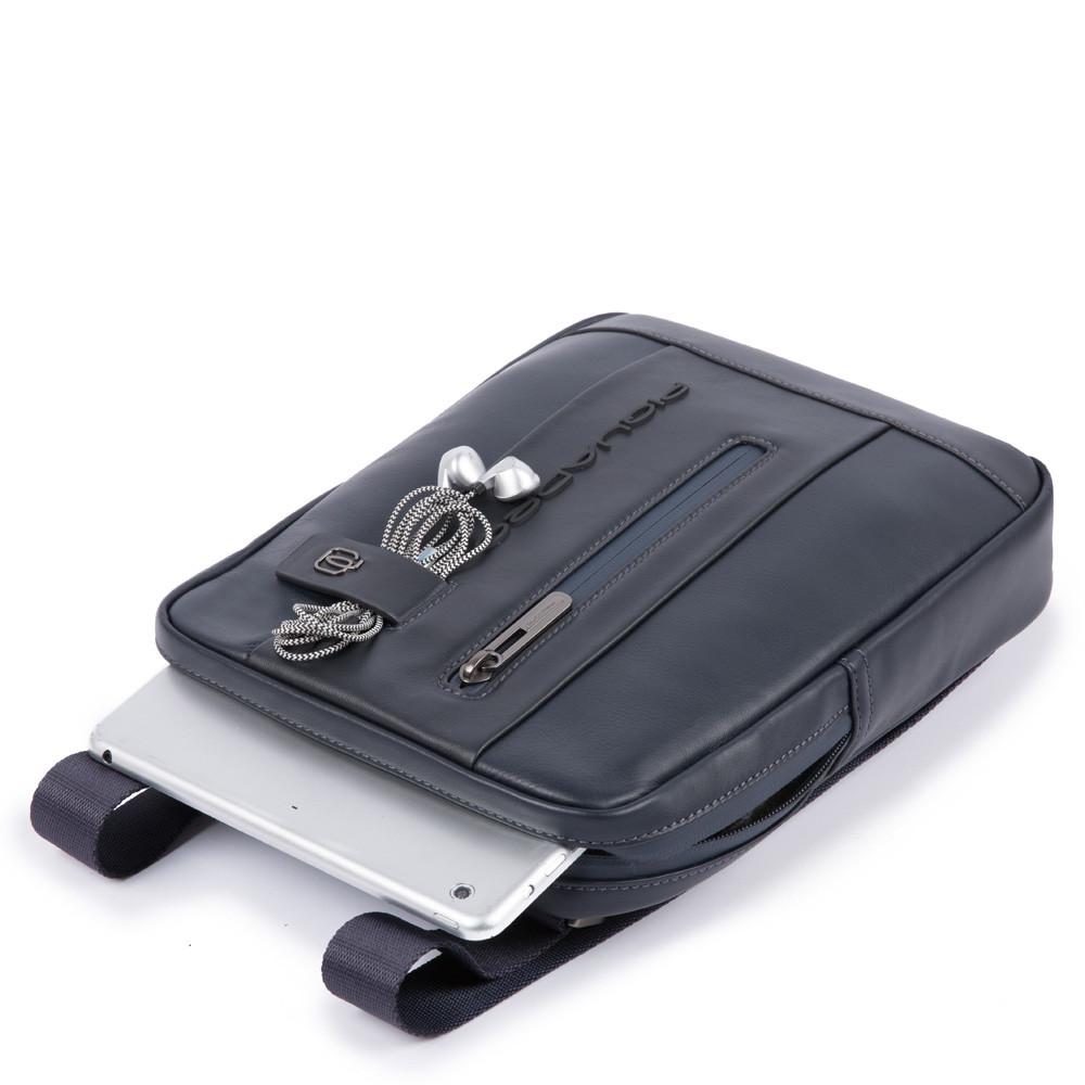 4e0b6685b9 Borsello da Uomo Piquadro con porta iPad Mini   TheGem.it shop Piquadro